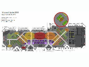 Microsoft Ignite Floor Plan full size